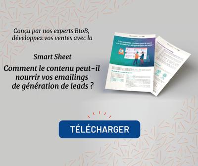 Agence Nova Contenu Smart Sheet 7